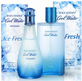 Davidoff Cool Water �������� �������������� ������� Ice Fresh