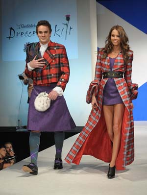 Dressed To Kilt