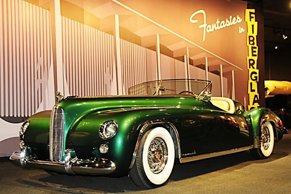 Petersen Automotive Museum of LA