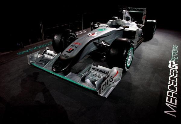 Mercedes Petronas for Formula-1