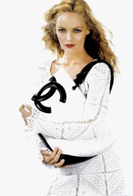 Vanessa for Chanel Coco Cocoon