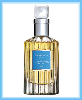 ����� Grossmith ������������ ������� ������ Diamond Jubilee Bouquet