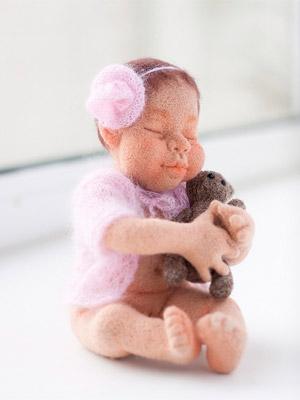«Фарбы душы»: куколка из коллекции «Сладкие сны»
