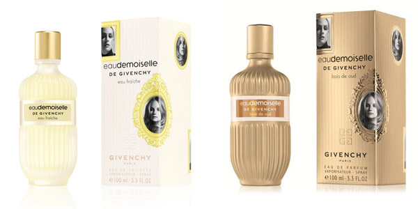 Givenchy представил фланкеры аромата Eaudemoiselle