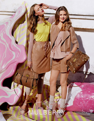 ��������� �������� �����-���� 2012: Mulberry
