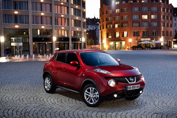 Nissan Juke: is it a joke?