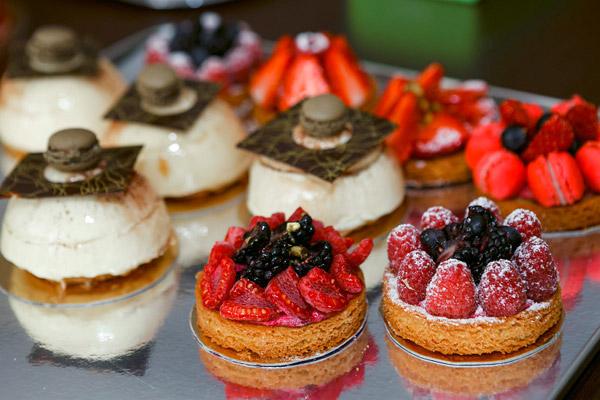Европейские десерты рецепты в ресторане 116