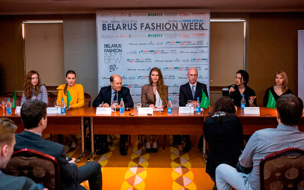 Состоялось открытие Belarus Fashion Week Fall-Winter 2013/2014