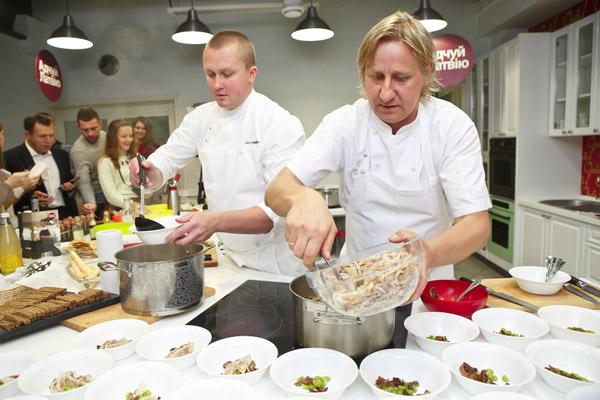 Кулинарные мастер класс в минске