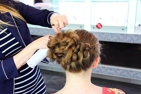 Салон по плетению кос
