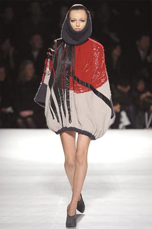 Более того, вязаное платье ... платьях можно носить бусы.