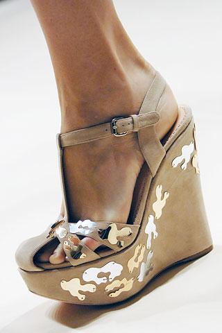 Летняя Обувь На Танкетке