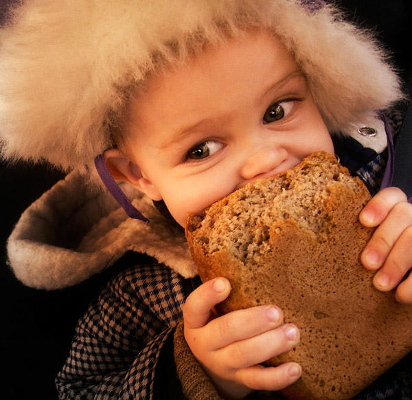 как я грызу и ем хлеб так и ты грызи тоска